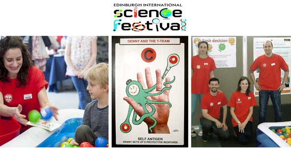 2015 Edinburgh International Science Festival