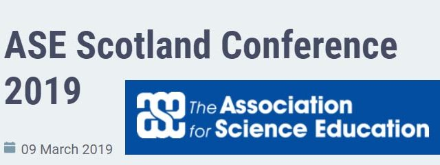 Supercytes Teacher Training at the Association for Science Education Scotland Conference