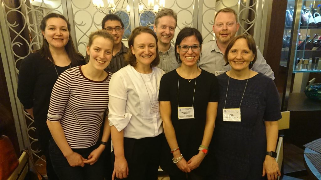 CIR researchers at the GRC conference