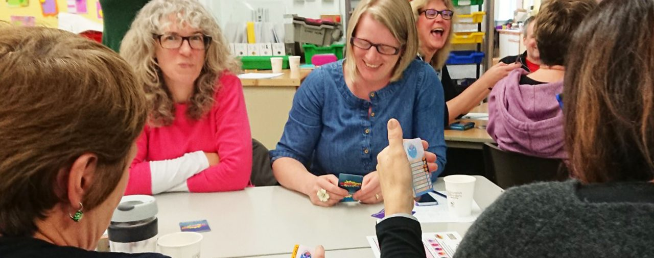 Supercytes Teacher Training in Selkirk