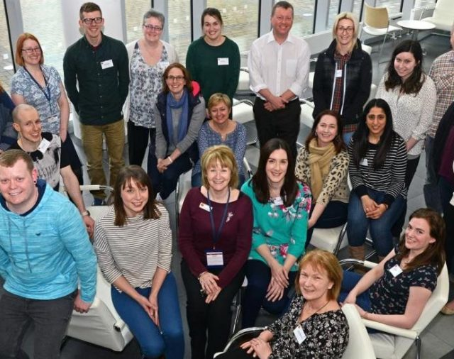 Scottish Schools Education Research Centre Training : Supercytes