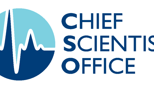 Chief Scientist Office Grant award
